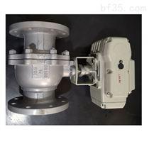 Q941F-25P电动球阀 电动调节型球阀Q941F-16P DN65