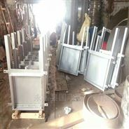 钢制水闸门
