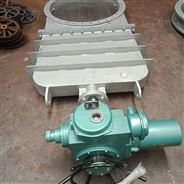 PZ943W型电动刀型闸阀