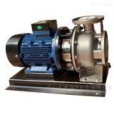 增压水泵50Hz不锈钢卧式单级离心泵