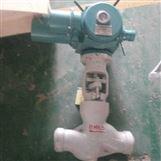 高温高压型电动焊接截止阀