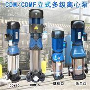 南泵热水型立式多级离心泵CDMF42-60FSWSR