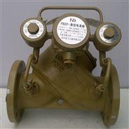活塞式电液阀