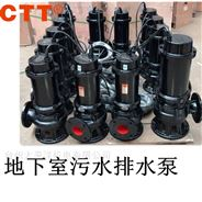 WQ系列無堵塞排污泵 泥水地下室排水抽水泵