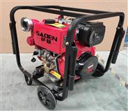 薩登柴油真空水泵應急排水離心式