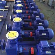 ZW分体式自吸无堵塞排污泵