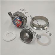 材質2205 2507耐腐蝕雙相鋼快裝接頭 卡箍